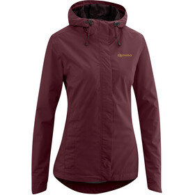 Gonso Sura Light All-Weather Jacket Women winetasting